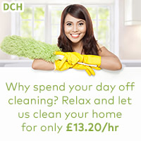 cleaners home